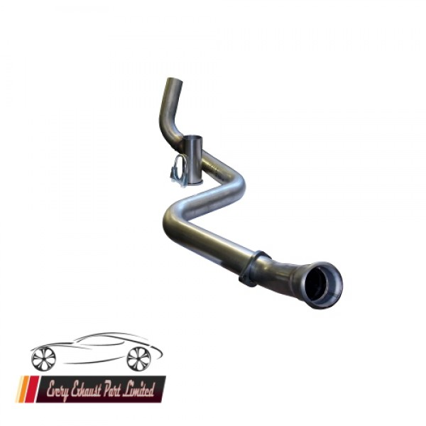 Land Rover Discovery Mk 1 220 TD Side Exit Exhaust
