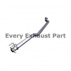 Honda Civic Type R Large Bore Stainless Steel Debox Pipe